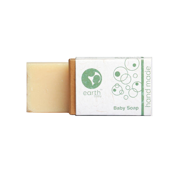 Shop Handmade Baby Soap from earthBaby on SublimeLife.in. Best for cleansing and nourishing your baby's skin.