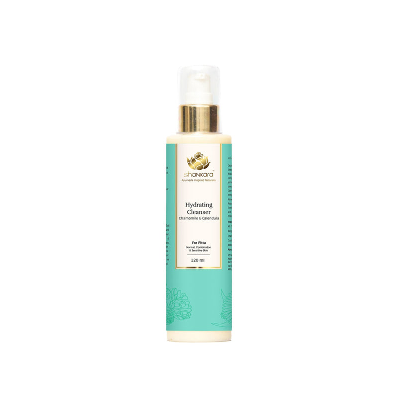 Shop Hydrating Cleanser from Shankara on SublimeLife.in. Best for leaving skin feeling moist and silky.