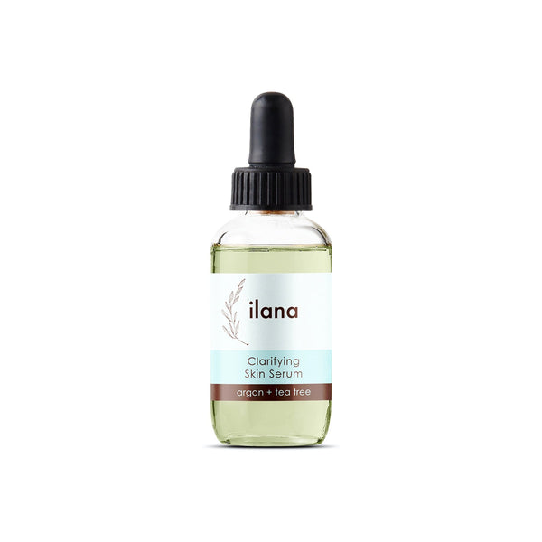 This is an image of Clarifying Skin Serum from Ilana Organics on SublimeLife.in. For a clear skin.