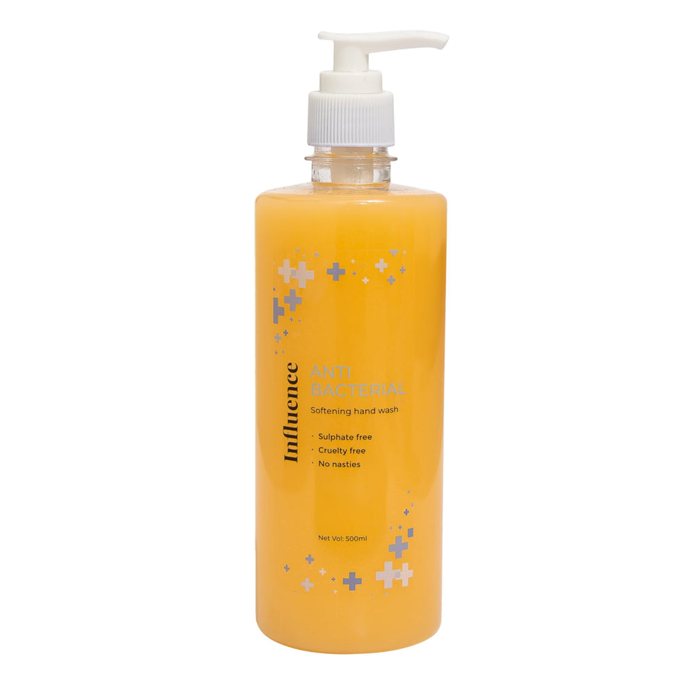 This is an image of Influence Anti-bacterial Hand Wash on www.sublimelife.in