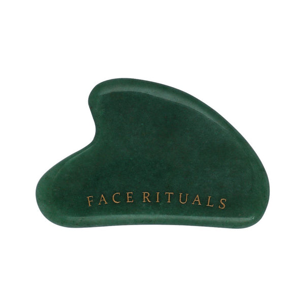 Shop Jade Gua Sha from Face Rituals on SublimeLife.in. Best for promoting good blood circulation.