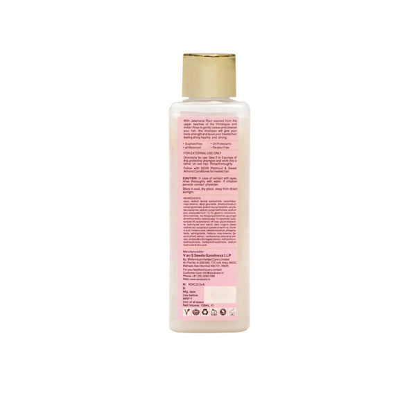 Jatamansi Root & Indian Rose Shampoo (100 ml)