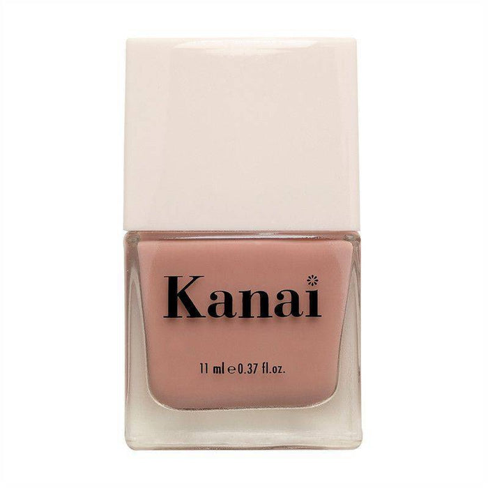 This is an image of 12 free formula of non toxin nail paint from the brand Kanai Organics.