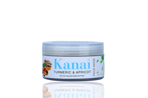 Turmeric and Apricot Facemask- radiant skin, smooth skin, no harsh chemicals