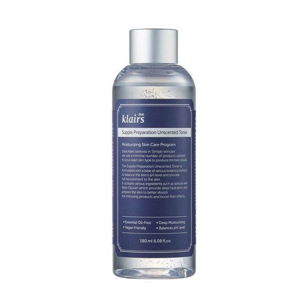 Shop Supple Preparation Unscented Toner from Sublime Life. Suitable for all skin types.