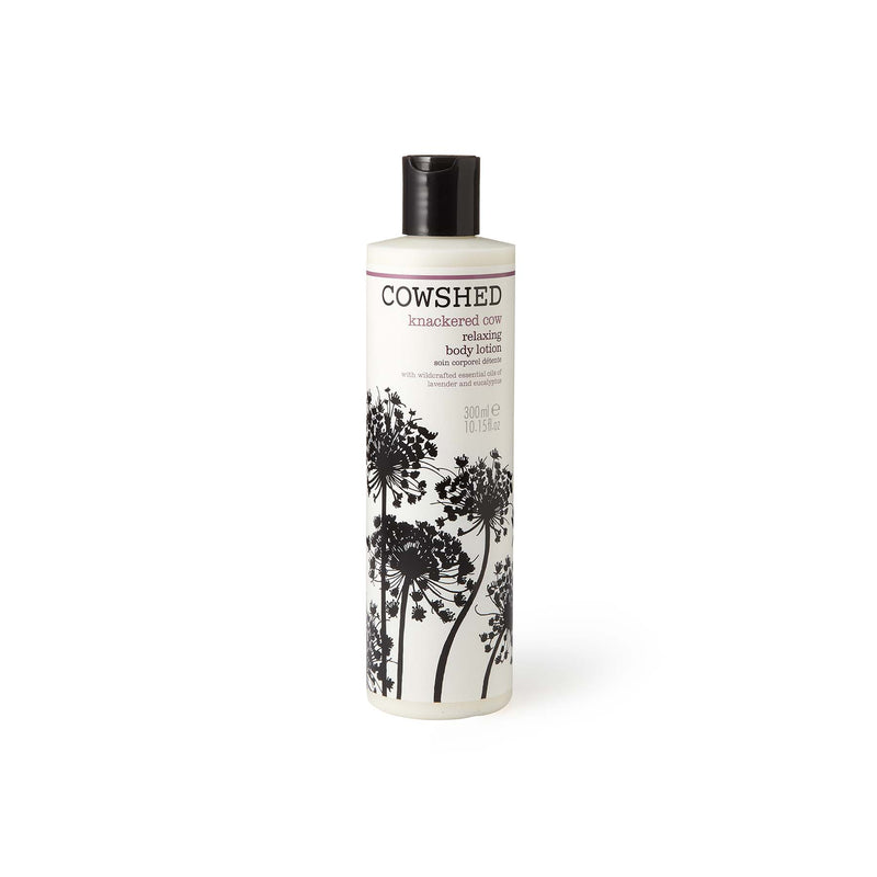 Knackered Cow Relaxing Body Lotion - Sublime Life