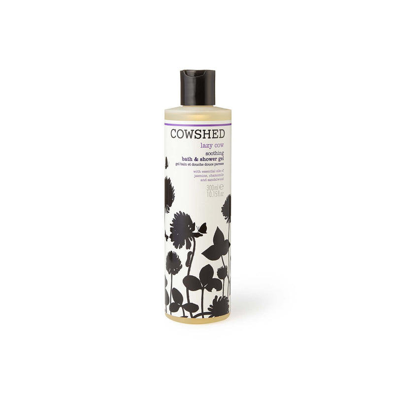 Shop Lazy Cow Soothing Bath & Shower Gel from Cowshed on SublimeLife.in. Best for soothing and cleansing your skin.