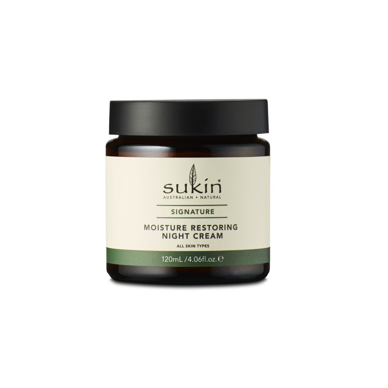 Moisture Restoring Night Cream - Sublime Life
