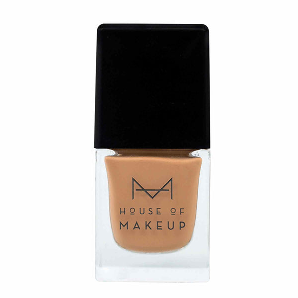 Shop Nail Lacquer-Gooey Caramel from House of Makeup on SublimeLife.in. Best for a gel-effect manicure without a UV lamp.