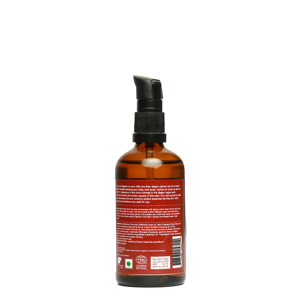 Shop Nappy Rash Protection Oil from earthBaby on SublimeLife.in. Best for getting rid of rashes gently.