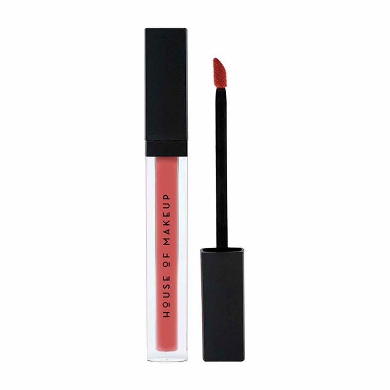 Shop Pout Potion Liquid Matte Lipstick-Low Key from House of Makeup on SublimeLife.in. Best for a smudge-free pout.