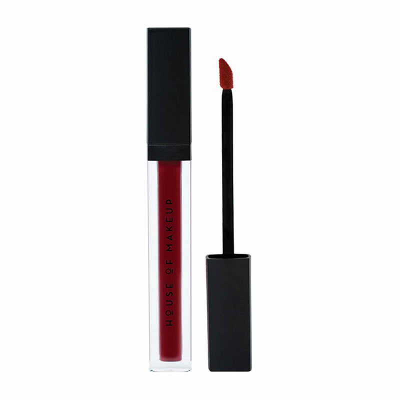 Shop Pout Potion Liquid Matte Lipstick-Happy Hour from House of Makeup on SublimeLife.in. Best for a smudge-free pout.