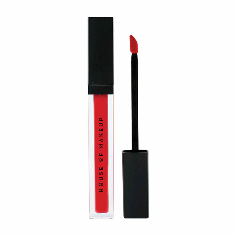 Shop Pout Potion Liquid Matte Lipstick-Girl Boss from House of Makeup on SublimeLife.in. Best for a perfect smudge-free pout.
