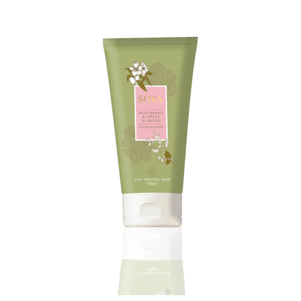 Patchouli & Sweet Almond Conditioner (100 gms)