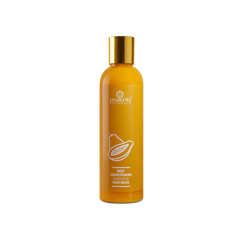 This is an image of Prakriti Herbals Deep Conditioning Hair Mask on www.sublimelife.in