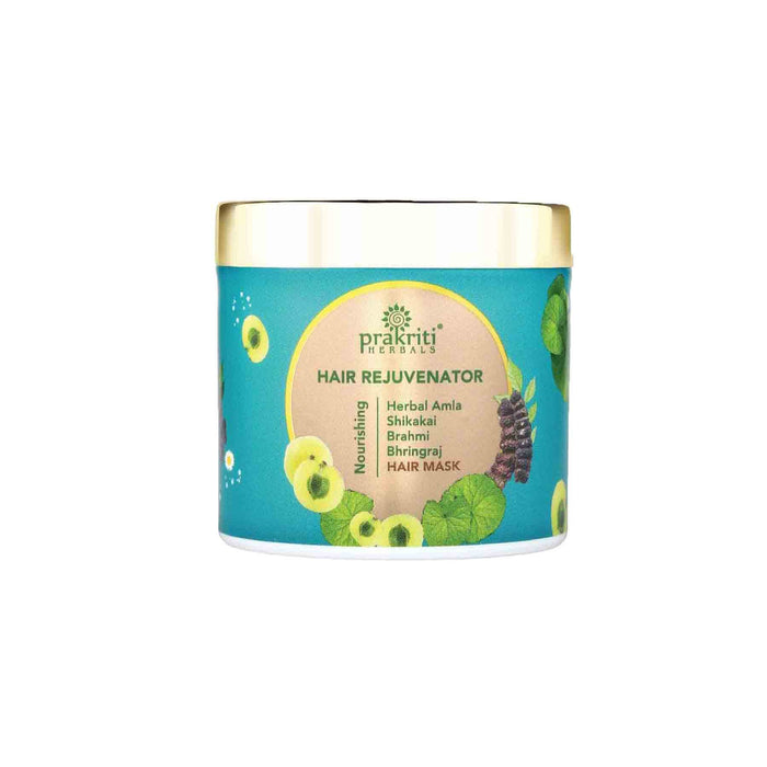 This is an image rejuvenating hair mask from Prakriti Herbals on www.sublimelife.in.
