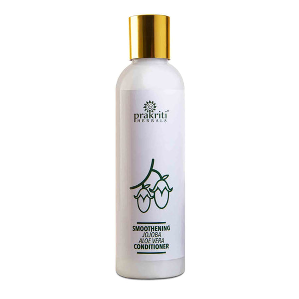 Shop Smoothening Jojoba Aloevera Hair Conditioner from Sublime Life. Best for frizzy hair.