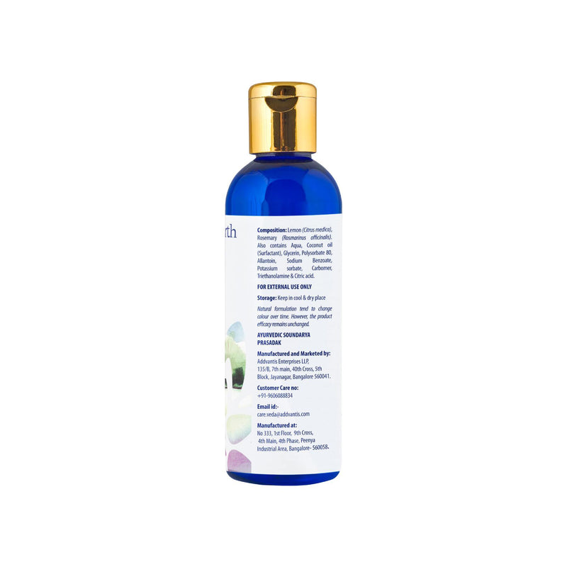 Shop Refreshing Face Wash from Veda Earth on SublimeLife.in. Best for getting a clean and soft skin.