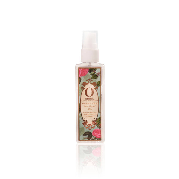 Shop Rose Facial Mist from Ohria Ayurveda on SublimeLife.in. Best for reducing inflammation and tightening pores.