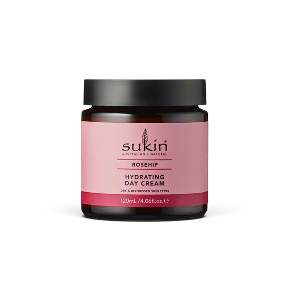 Shop Rose Hip Hydrating Day Cream from Sukin on SublimeLife.in. Best for fighting signs of premature aging.