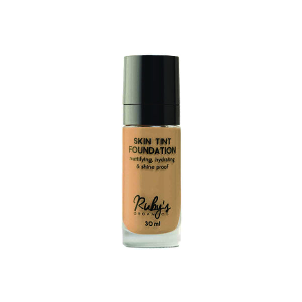 Shop Ruby's organics LM 1.8 -Skin-tint mattifying foundation from Sublime Life. Suitable for all skin types.