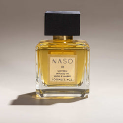 Shop Saffron infused in Musk & Amber from Naso on SublimeLife.in. Best for giving earthy and healing combination of scents.