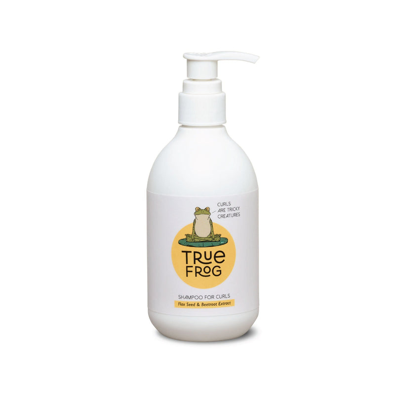Shop Shampoo For Curls from True Frog on SublimeLife.in. Best for taming that frizzy hair and repairing damaged hair.