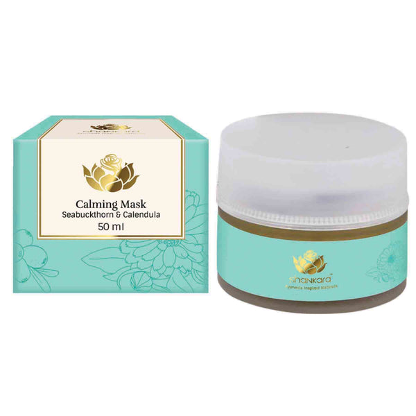Shop Shankara's Calming Mask from Sublime Life. Suitable for all skin types.
