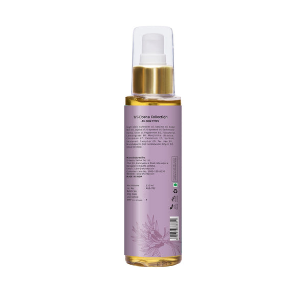 Shankara Nourishing Foot Oil