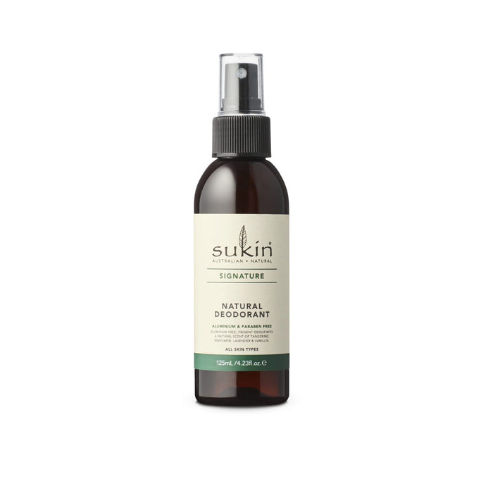 This is a natural Deodorant which is aluminium free and has natural fragrance from the brand Sukin Naturals