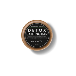 Activated Charcoal Detox Bathing Bar - Sublime Life