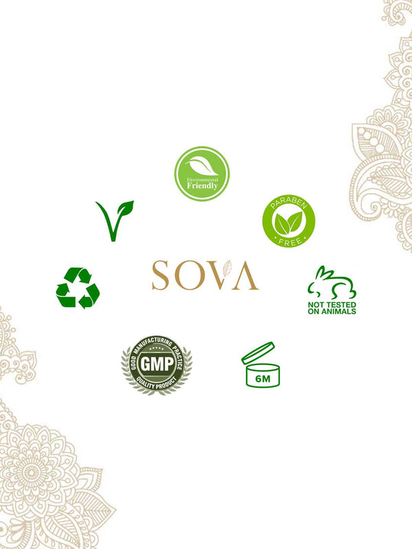 Sova Yava & Rosemary Intense Repair Hair Mask - Sublime Life