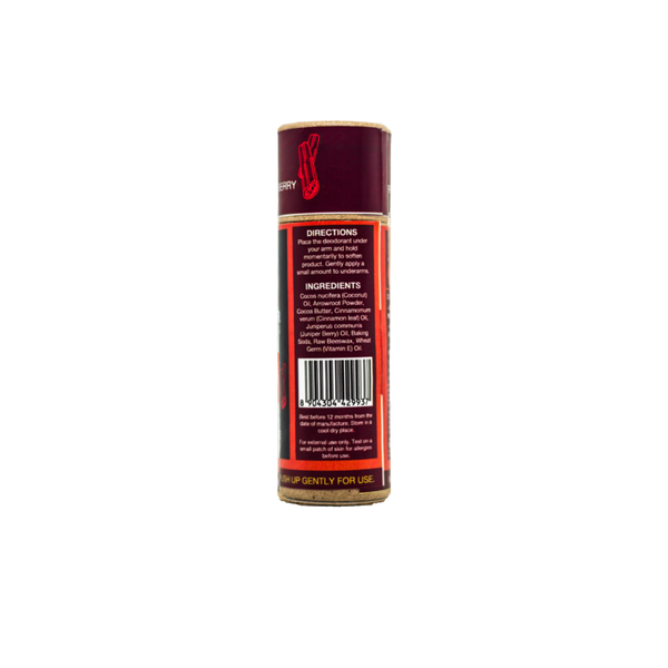Spice Infusion Natural Deodorant - Sublime Life