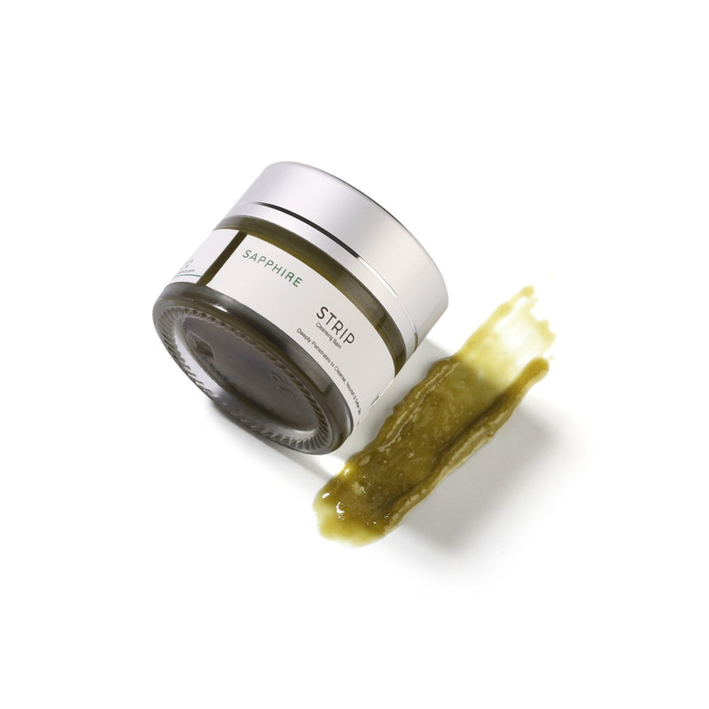 Shop Strip - Avocado Cleansing Balm from Sapphire Botanics on SublimeLife.in. Best for cleansing and nourishing of the skin.
