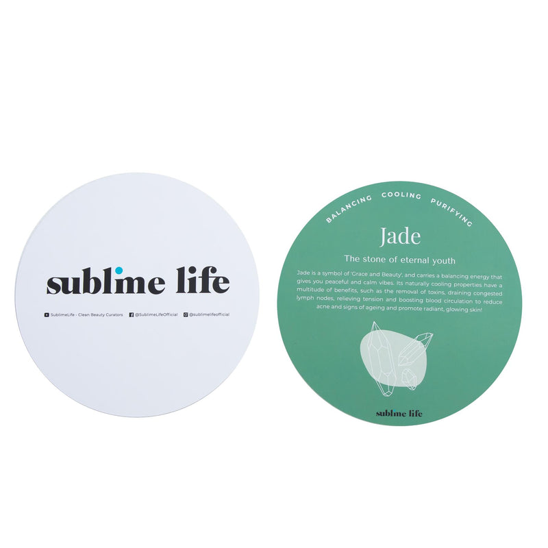 Jade Roller- Sublime Life