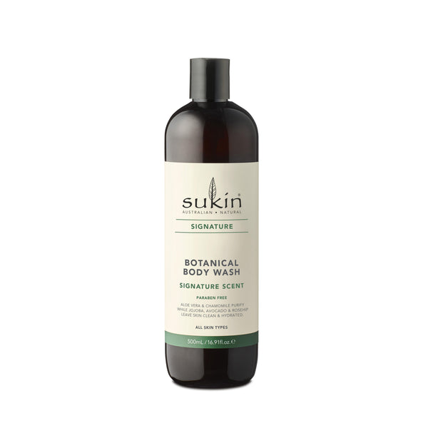 Botanical Body Wash | Avocado Oils | Roseship - Sublime Life