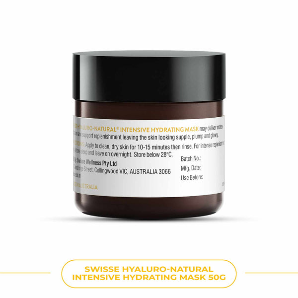 Shop  Intensive Hydrating Mask from Swisse on SublimeLife.in. Best for getting a smooth and hydrated skin.
