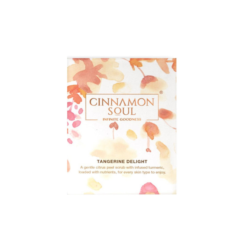 Shop Cinnamon Soul's Tangerine Delight from Sublime Life. Helps in clearing the complexion.