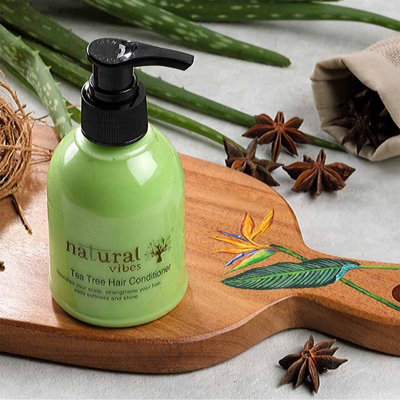 Ayurvedic Tea Tree Hair Conditioner