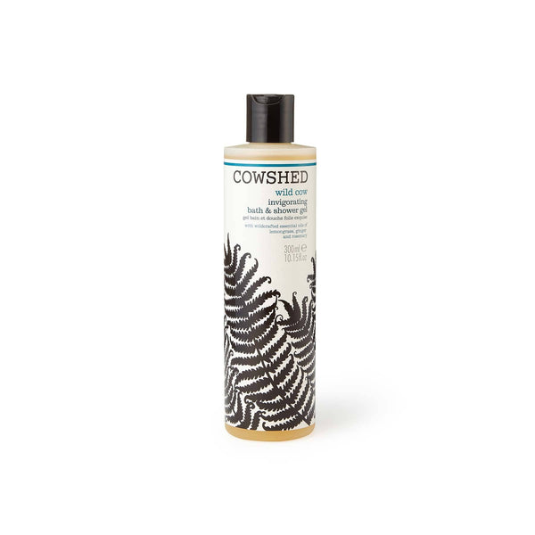 Wild Cow Invigorating Bath & Shower Gel - Sublime Life