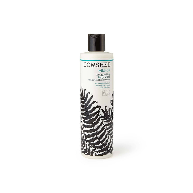 Wild Cow Invigorating Body Lotion - Sublime Life