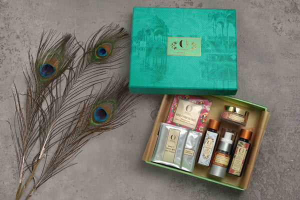 Ohria Ayurveda Pre & Post Holi Skin & Hair Care Box