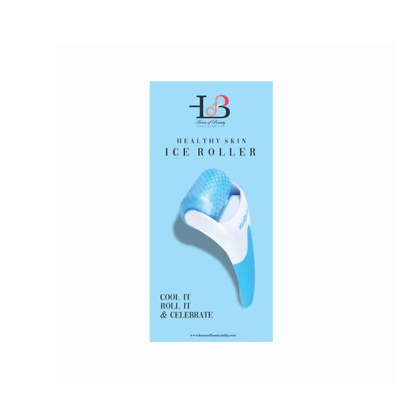Shop House of Beauty's HOB ICE Roller- Blue from Sublime Life. Helps in reducing dark circles.