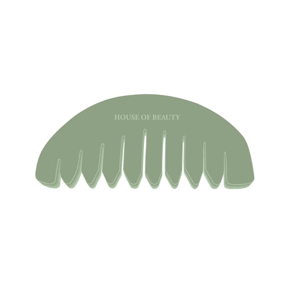 Shop House of Beauty's Jade Comb from Sublime Life. Helps in improving blood circulation.