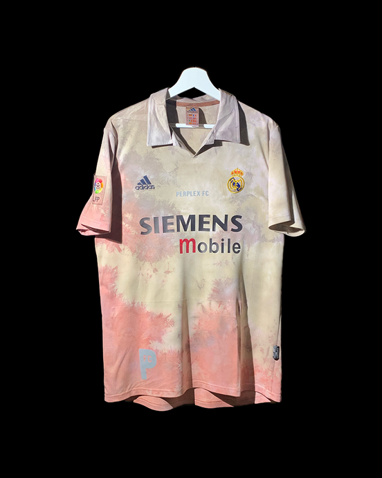 Real Madrid 2002/03 Home Kit - PFC Rework