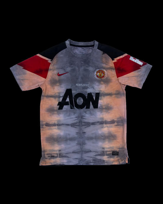 Manchester United 2010/11 Away Kit - PFC Rework