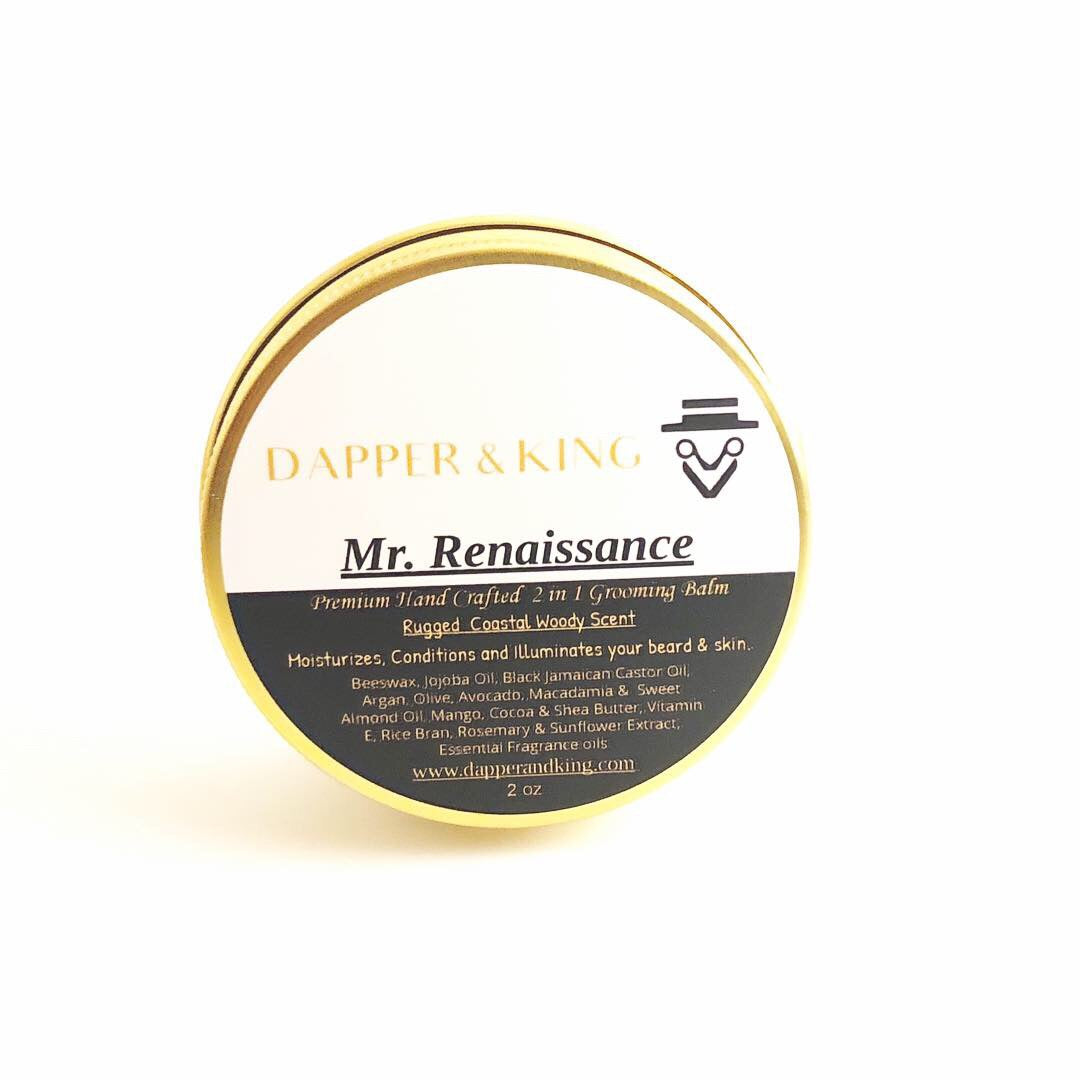 Mr. Renaissance 2 in 1 Grooming Balm