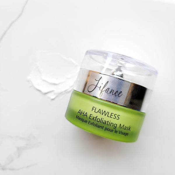 FLAWLESS AHA Fruit Acid Facial Exfoliant