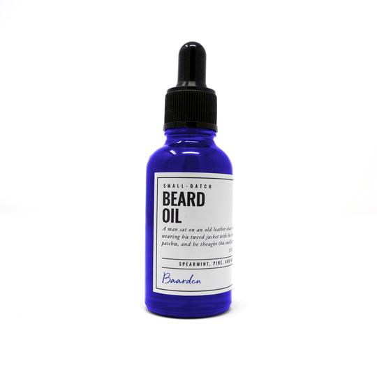 Beard Oil - Spearmint, Pine and Musk