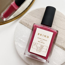 NAIL POLISH SMOKEY ROSE